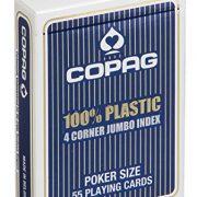 Cartamundi-104009324-Jeu-de-Socit-Copag-Jeu-de-54-Cartes-Format-Poker-Jumbo-Face-4-Index-Etui-Bleu-0