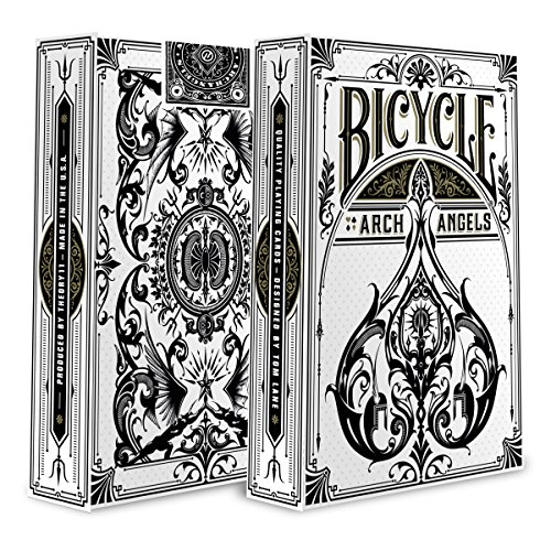 Cartes–jouer-Bicycle-archanges-Bicycle-Archangels-Playing-Cards-0