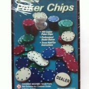 Chips-professional-poker-100-jetons-casinos-dans-une-bote-en-mtal-0-0