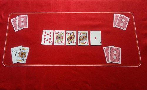Rouge-Poker-en-feutre-pour-Texas-Holdem-0