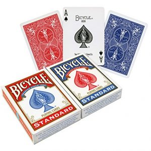 US-Playing-Card-Co-1001781-Jeu-de-Socit-Bicycle-Rider-Back-Standard-Index-2-Pack-0