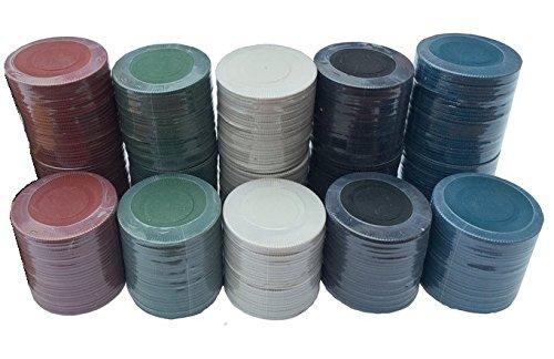 150-x-jetonsRoulette-Casino-Poker-Chips–en-5-couleurs-0
