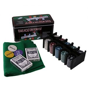 MagiDeal-Coffret-de-Poker-Professionnel-Set-de-200pcs-Jetons-de-Poker-Cartes-de-Casino-pour-Texas-Holdem-Jeux-de-Socit-Party-0