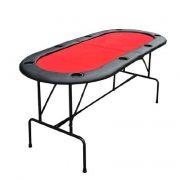 TABLE-AVEC-PIED-PLATEAU-DE-POKER-CASINO-OVALE-PLIABLE-POUR-8-JOUEURS-NEUF-03-0-1