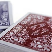 2-Jeux-de-Cartes-de-Poker-en-plastique-de-la-marque-Bullets-Playing-Cards-Index-Jumbo-0-1