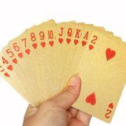 Carte--Jouer-24K-Karat-Feuille-dor-Paqu-EUR-Poker-Jeu-de-Cartes-avec-la-Jolie-Bote-le-Meilleur-Cadeau-0-0