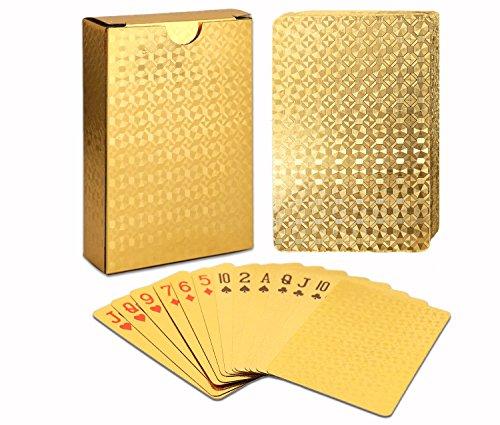 Carte–Jouer-24K-Karat-Feuille-dor-Paqu-EUR-Poker-Jeu-de-Cartes-avec-la-Jolie-Bote-le-Meilleur-Cadeau-0