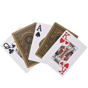 PVC-plastique-cartes-de-poker-Poker-Jeu-de-cartes-Banker-Or-Poker-Texas-Holdem-Party-Poker-Waterproof-Gambing-luxe-0-0
