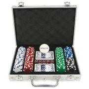 Ak-Sport-0603019-Jeu-De-Cartes-Coffret-De-Poker-En-Aluminium-200-Pices-0