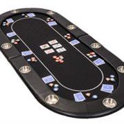 Dessus-de-table-de-poker-de-200-cm-pliable-et-habill-de-Speed-Cloth-par-Riverboat-0