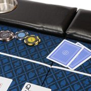 Dessus-de-table-de-poker-de-200-cm-pliable-et-habill-de-bleu-Speed-Cloth-par-Riverboat-0-1