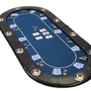 Dessus-de-table-de-poker-de-200-cm-pliable-et-habill-de-bleu-Speed-Cloth-par-Riverboat-0