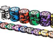 Jetons-de-poker-Composite-dargile-Jeux-de-socit-Articles-de-casino-Jeux-Lun-pour-chaque-couleur-11-pices-0-0
