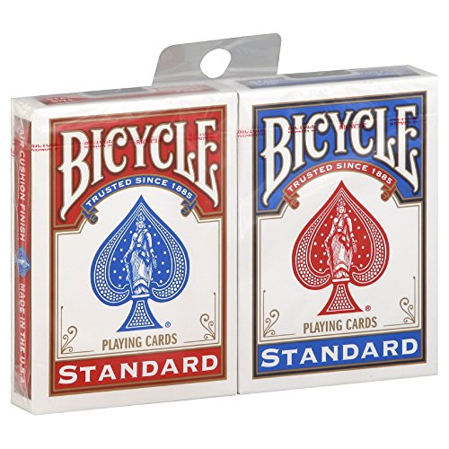 Paquet-Cartes-X-2-Jeu-Bicycle-1-Rouge-et-1-Bleu-0