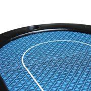 EBS-Table-Plateau-de-Poker-Casino-Pliable-en-Feutre-Bleu-avec-Cup-Holders-200-cm-0-1