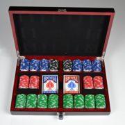 Bicycle-37162-Jeu-de-Socit-Masters-Poker-Set-0-1