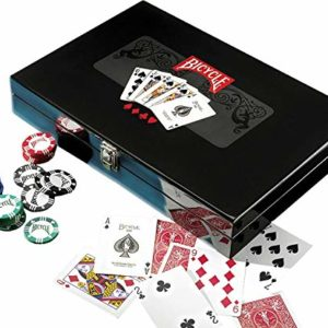 Bicycle-37162-Jeu-de-Socit-Masters-Poker-Set-0