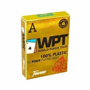 Jeu-de-55-cartes-WPT-Gold-Rouge-100-plastique-0
