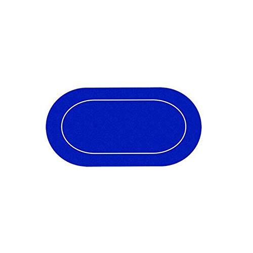 AUTRES-Tapis-de-Poker-Ovale-en-Jersey–Dessous-noprne–Glisse-Parfaite-895-x-180-cm–avec-Housse-de-Transport-Bleu-0