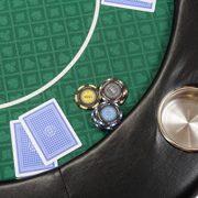 Dessus-de-table-de-poker-de-200-cm-pliable-et-habill-de-vert-Speed-Cloth-par-Riverboat-0-1