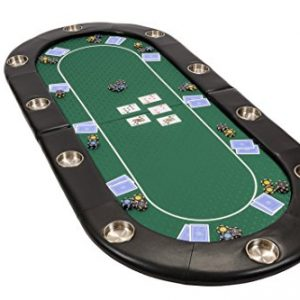 Dessus-de-table-de-poker-de-200-cm-pliable-et-habill-de-vert-Speed-Cloth-par-Riverboat-0