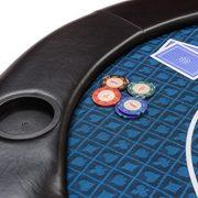 Dessus-de-table-de-poker-pliable-Classic-en-en-tissu-speed-et-un-sac--200-cm-0-0