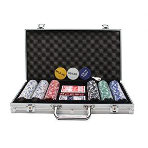 Display4top-Set-de-Poker-300-jetons-Laser-Haute-qualit-12-g-Noyau-en-Mtal-avec-tui-en-Aluminium-2-Jeux-de-Cartes-revendeur-Petit-Store-Gros-Boutons-aveugles-et-5-Ds-0