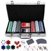 MultiWare-300-Pcs-Jetons-De-Poker-Jeu-De-Casino-Malette-En-Aluminium-Avec-2-Jeux-De-Cartes-0-1