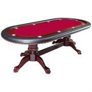 AUTRES-Table-de-Poker-Bellini-Arizona-avec-Dining-Top-Tapis-Rouge-Micro-sude-10-Joueurs-0
