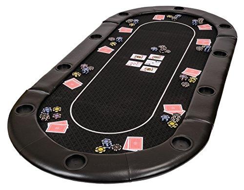 Riverboat-Gaming-Dessus-de-table-de-poker-pliable-Classic-en-en-tissu-speed-et-un-sac–200-cm-0