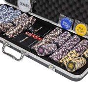 Riverboat-Gaming-Mallette-de-jetons-Pro-Poker-Ensemble-de-500-jetons-de-Poker-numrots-chacun-de-14-g-et-Les-Accessoires-gratuits-0-1