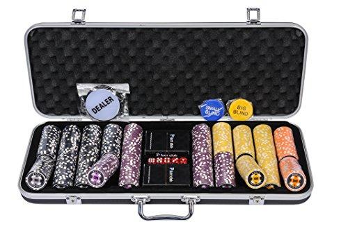 Riverboat-Gaming-Mallette-de-jetons-de-Poker-WPC-Ensemble-de-500-jetons-de-Poker-numrots-avec-des-Accessoires-gratuits-0