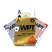 Fournier-World-Poker-Tour-Jeu-de-Cartes-1033745-Bleu-0-0