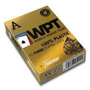Fournier-World-Poker-Tour-Jeu-de-Cartes-1033745-Bleu-0