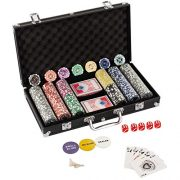 Grandma-Shark-Malette-Poker-Jetons-Poker-Ensemble-de-300-Jetons-2-Jeux-de-Cartes-5-Ds-1-Bouton-Dealer-Mallette-en-Aluminium-0-0