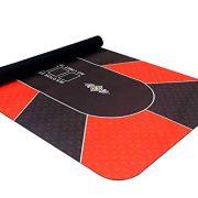 Gameland-Tapis-de-Poker-180-x-90-cm-Rouge-0-1