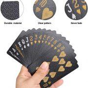 Joyoldelf-Jeu-de-Carte-Poker-Jeu-de-Cartes-54-Feuille-dor-tanches-Avec-Bote-cadeau-Jeu-de-Carte-Magie-Parfait-pour-la-Fte-et-le-Jeu-Noir-0-0