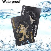 Joyoldelf-Jeu-de-Carte-Poker-Jeu-de-Cartes-54-Feuille-dor-tanches-Avec-Bote-cadeau-Jeu-de-Carte-Magie-Parfait-pour-la-Fte-et-le-Jeu-Noir-0-1