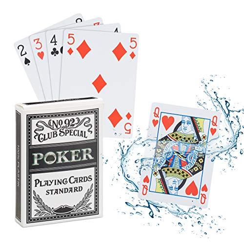 Relaxdays-10023628-Lot-de-54-cartes-de-poker-en-plastique-rsistant–leau-et–la-dchirure-et–la-pliure-Blanc-0