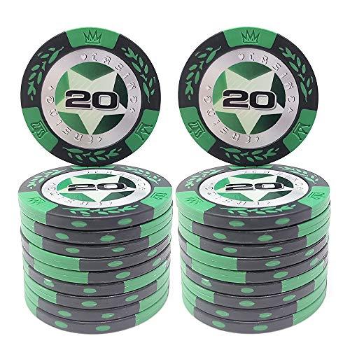 COSDDI-20-Jetons-de-Poker-en-Vrac-Choisissez-Une-Dnomination-20-0