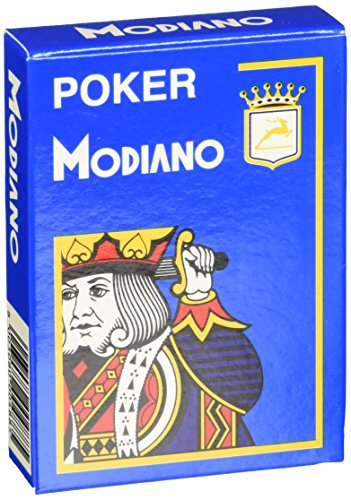 Modiano-Cartes-Jeu-488–Poker-Cristallo-4-Index-Bleu-Clair-0