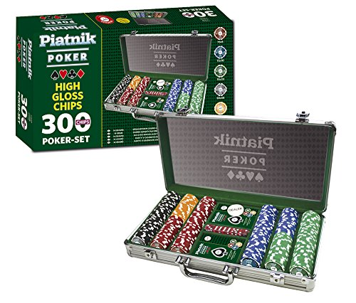 Piatnik-7903-Jeu-de-Socit-Malette-de-Poker-300-Jetons-High-Gloss-0