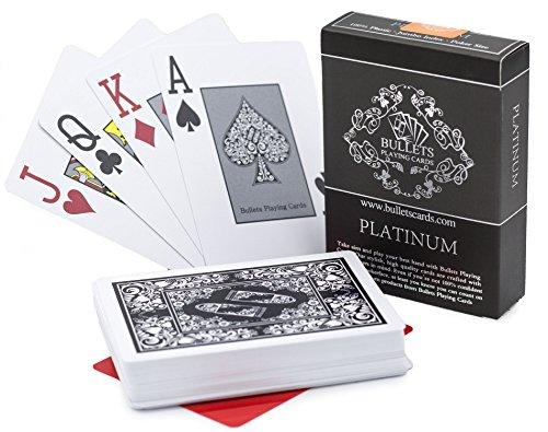 Bullets-Playing-Cards-cartes-de-poker-impermables-Platinum-poker-cards-100-plastic-premium-Texas-Holdem-Poker-cut-card-inclusive-0