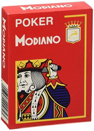 Modiano-Cartes-Jeu-482–Poker-Cristallo-4-Index-Rouge-0