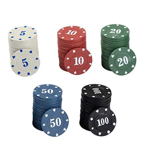 Tomaibaby-100-X-Jetons-de-Casino-de-Roulette-de-Poker-Compteurs-en-Plastique-Jetons-de-Jeu-0